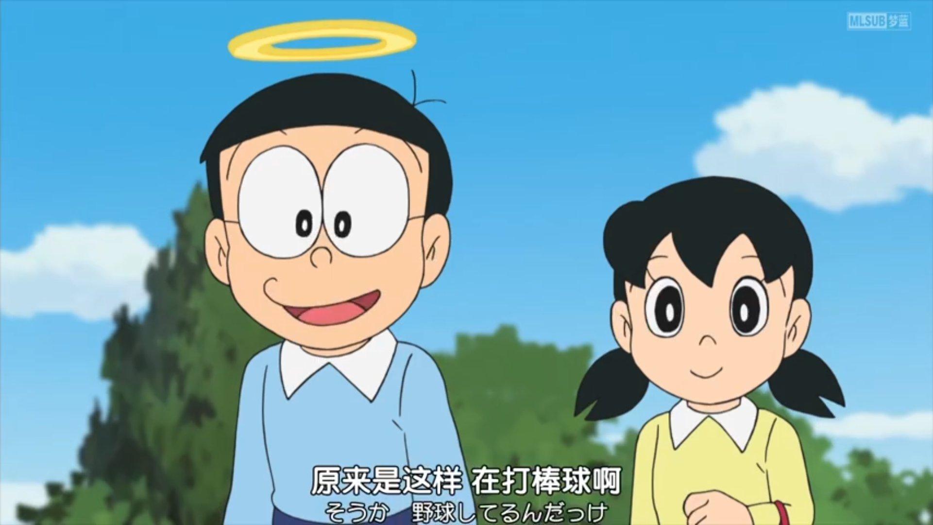 【视频】哆啦A梦:大雄无论说什么,大家都会热泪盈眶