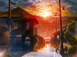 【图片】风景美图,少年穿越异世界动漫