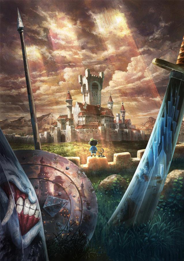 【动漫资讯】《国王排名》先导视觉图公开 2021年十月播出
