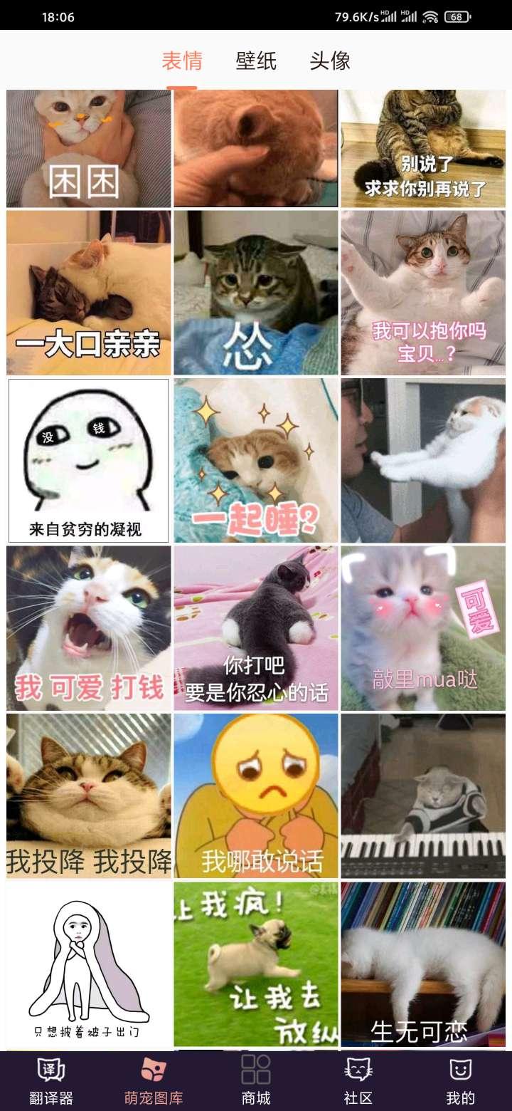 猫语翻译器(解锁VIP破解版)