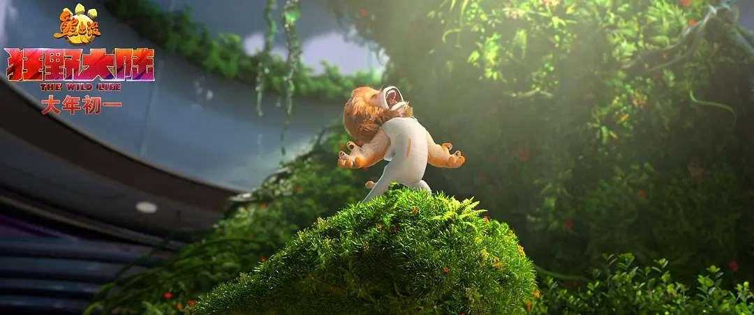 『电影推荐』-熊出没之狂野大陆