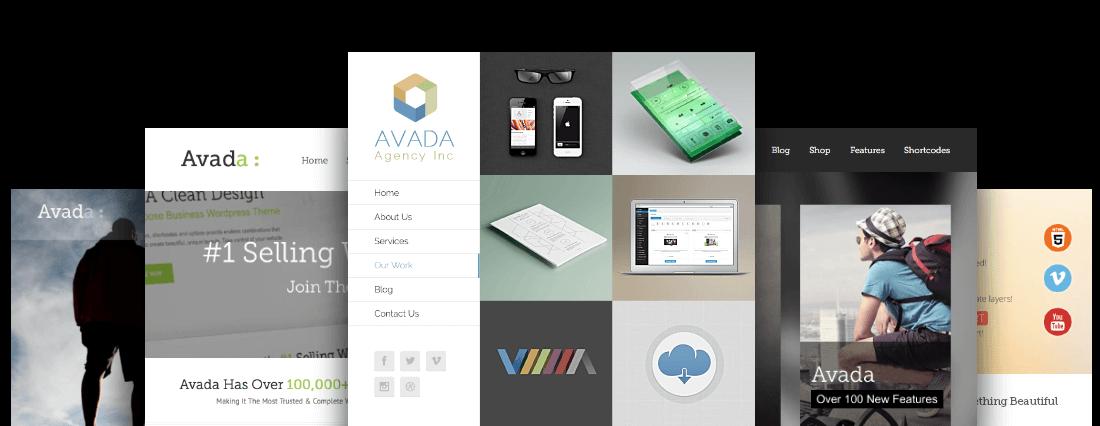 Avada多功能企业主题去授权无限制版本(更新V5.8.2)WordPress主题模板