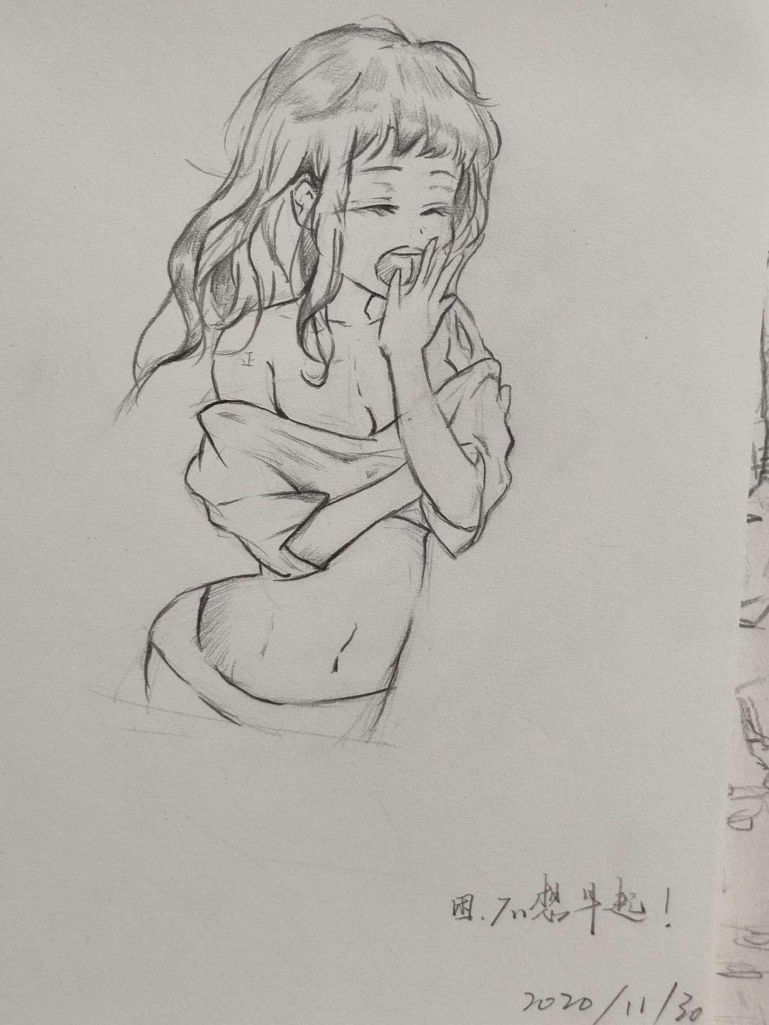 【手绘】无聊画画呀,邪恶索尼漫画全集-小柚妹站