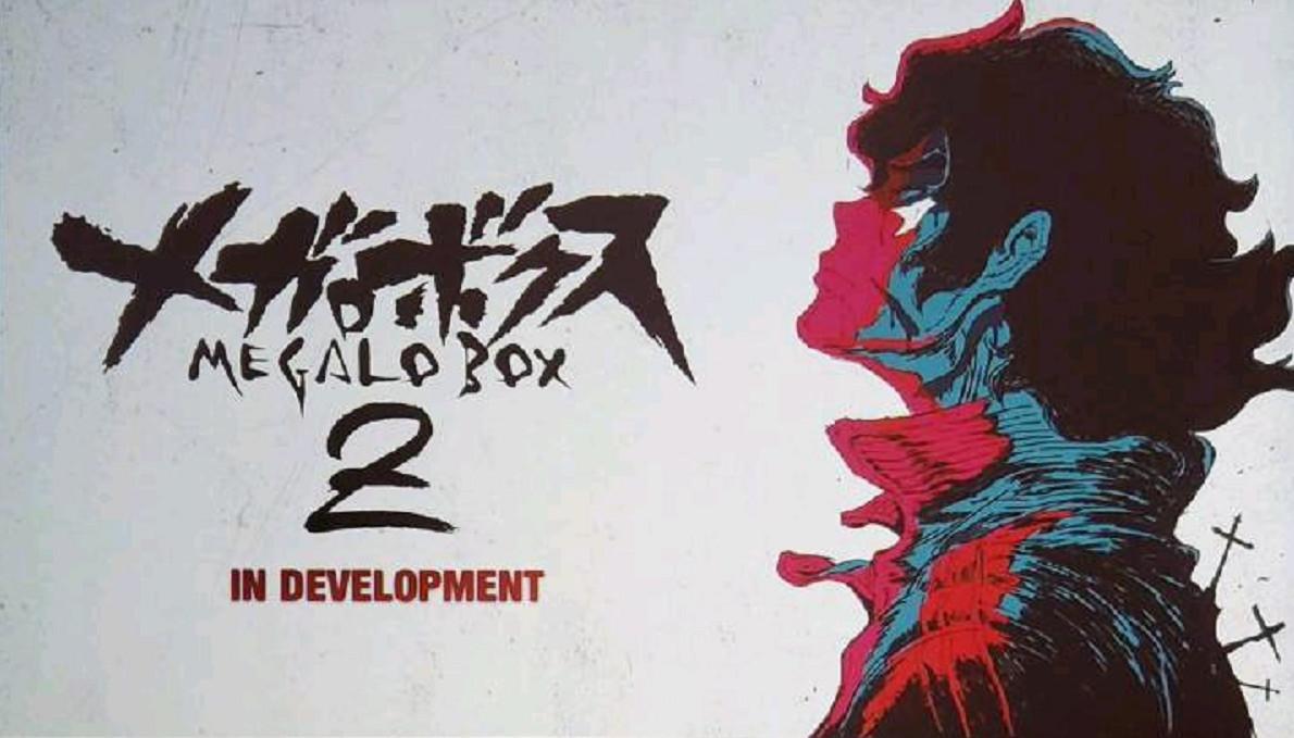 【动漫更新】Megalo Box 第二季-小柚妹站
