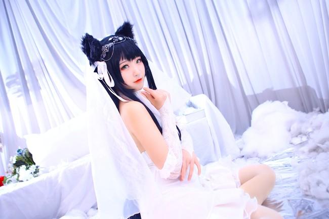 【COS】碧蓝航线 爱宕犬-小柚妹站