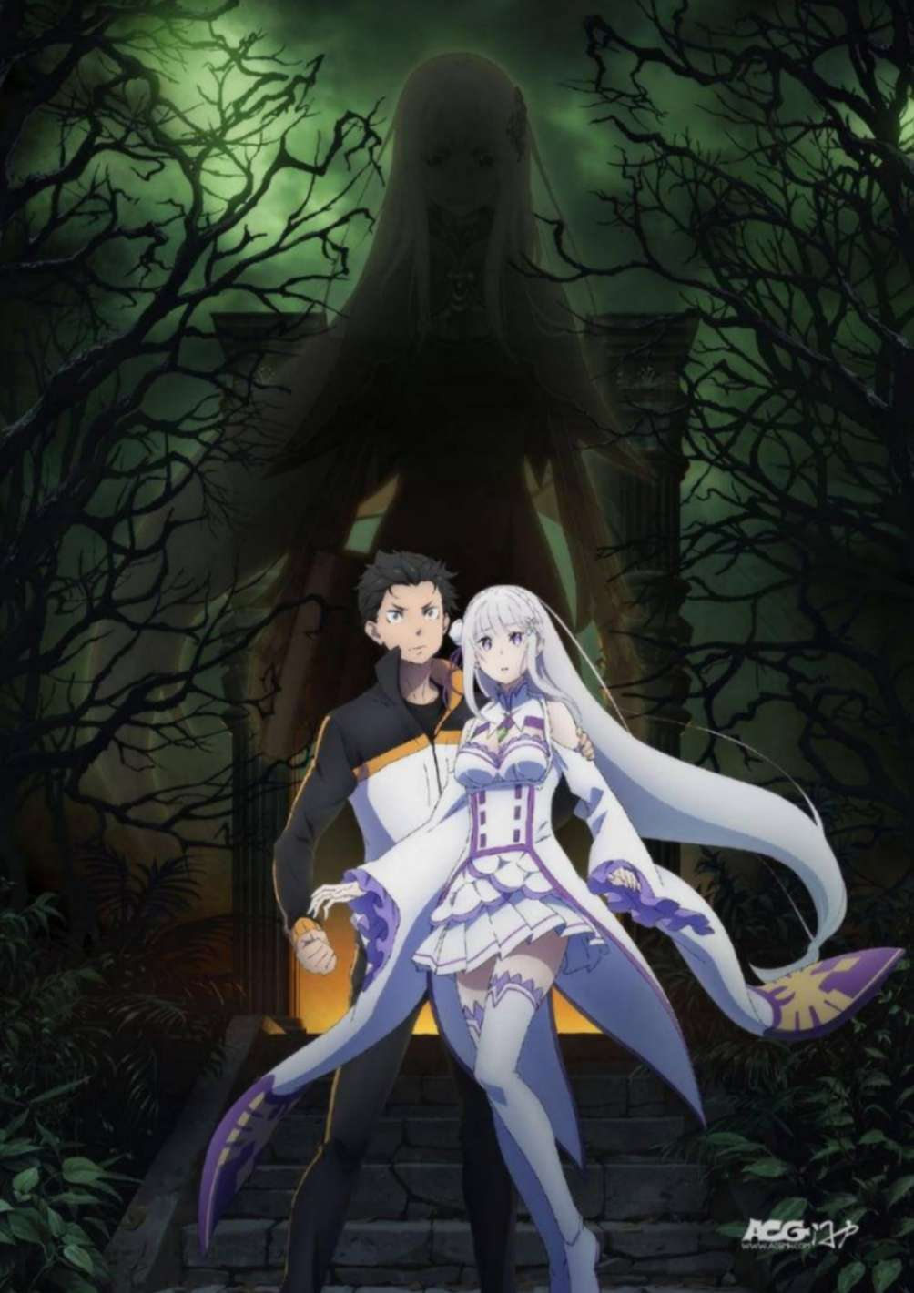 【资讯】《Re:从零开始的异世界生活 第二季》分割播出 正式PV