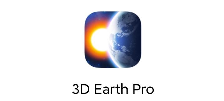 【分享】3D地球天气 3D EARTH Prov1.1.30