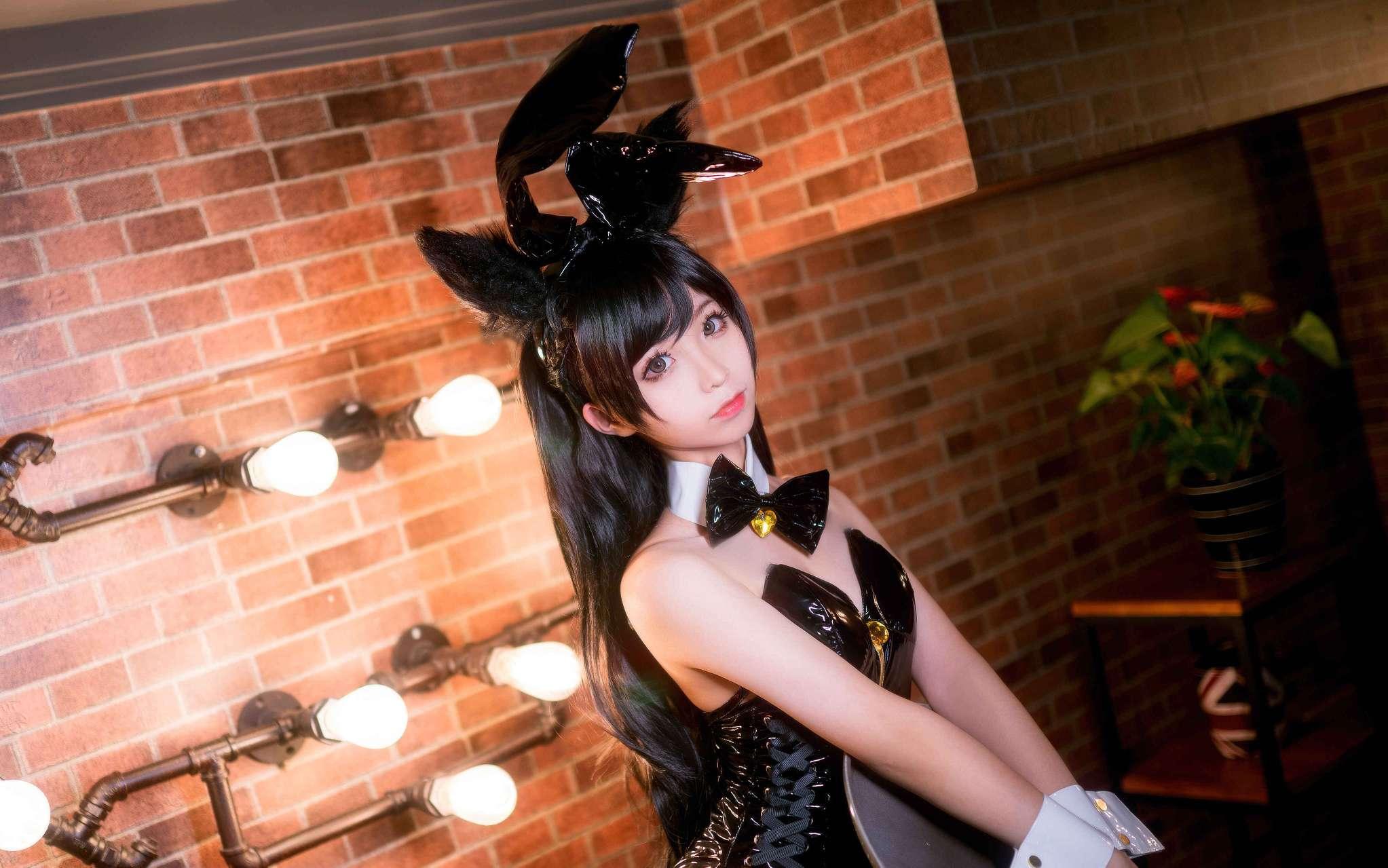 【COS】ACRAT~黑兔子15.4