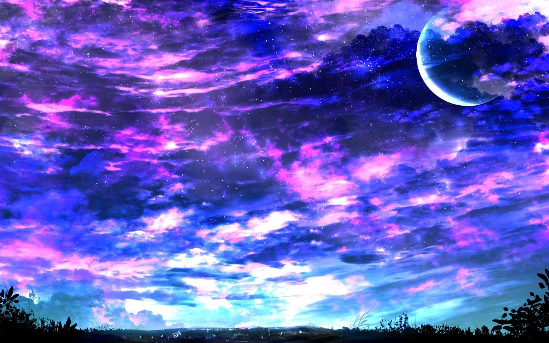 【美图】风景唯美,二次元下载-小柚妹站