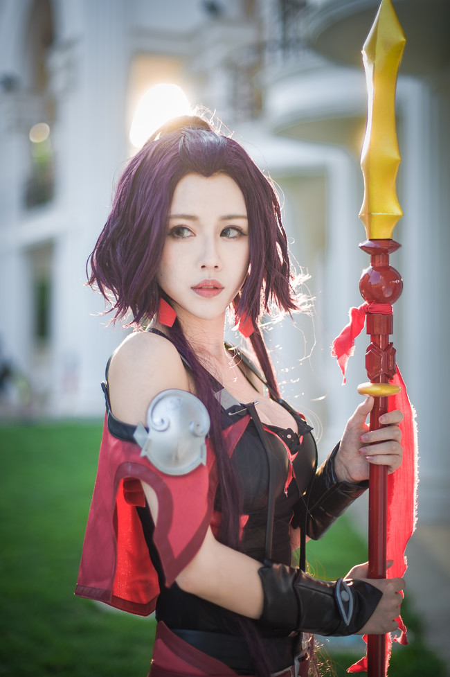 【cos】COSPLAY      669-小柚妹站