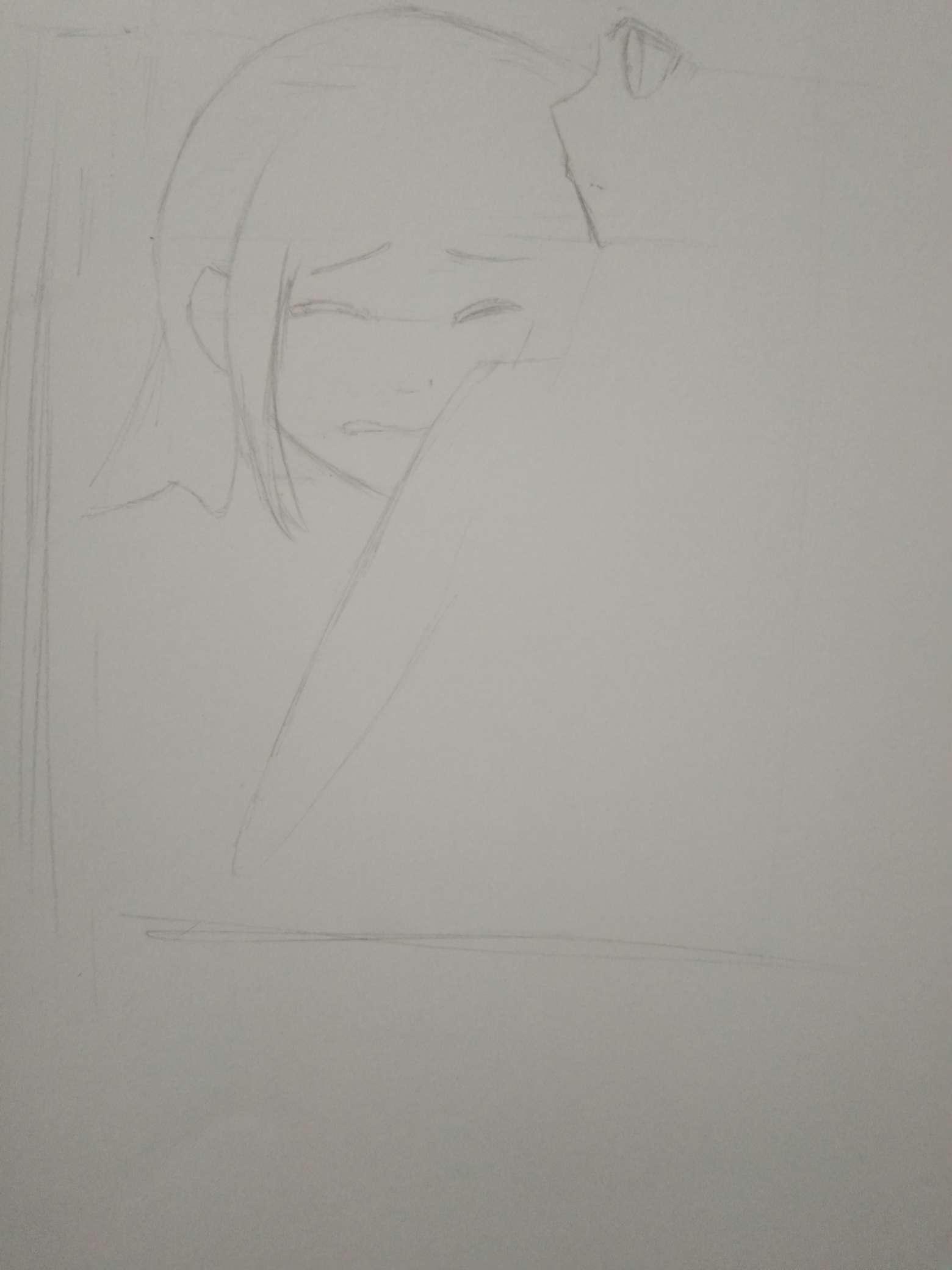 【手绘】我爱阿库娅!