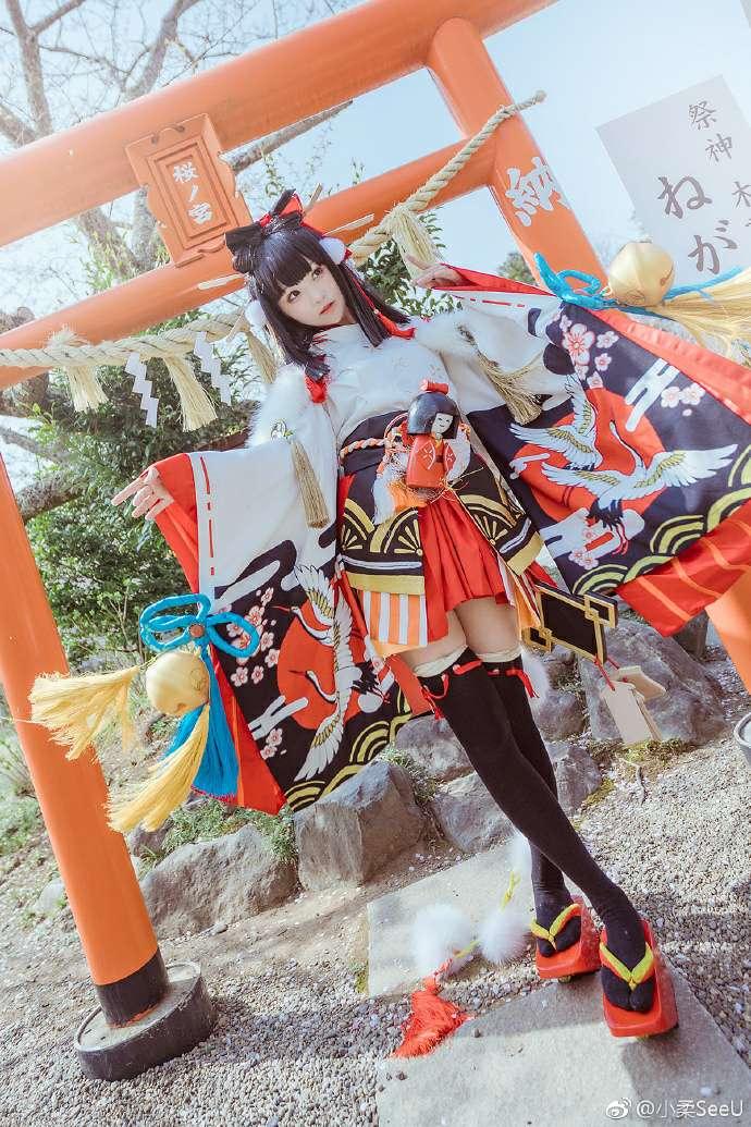 【cosplay】春宵苦短日高起