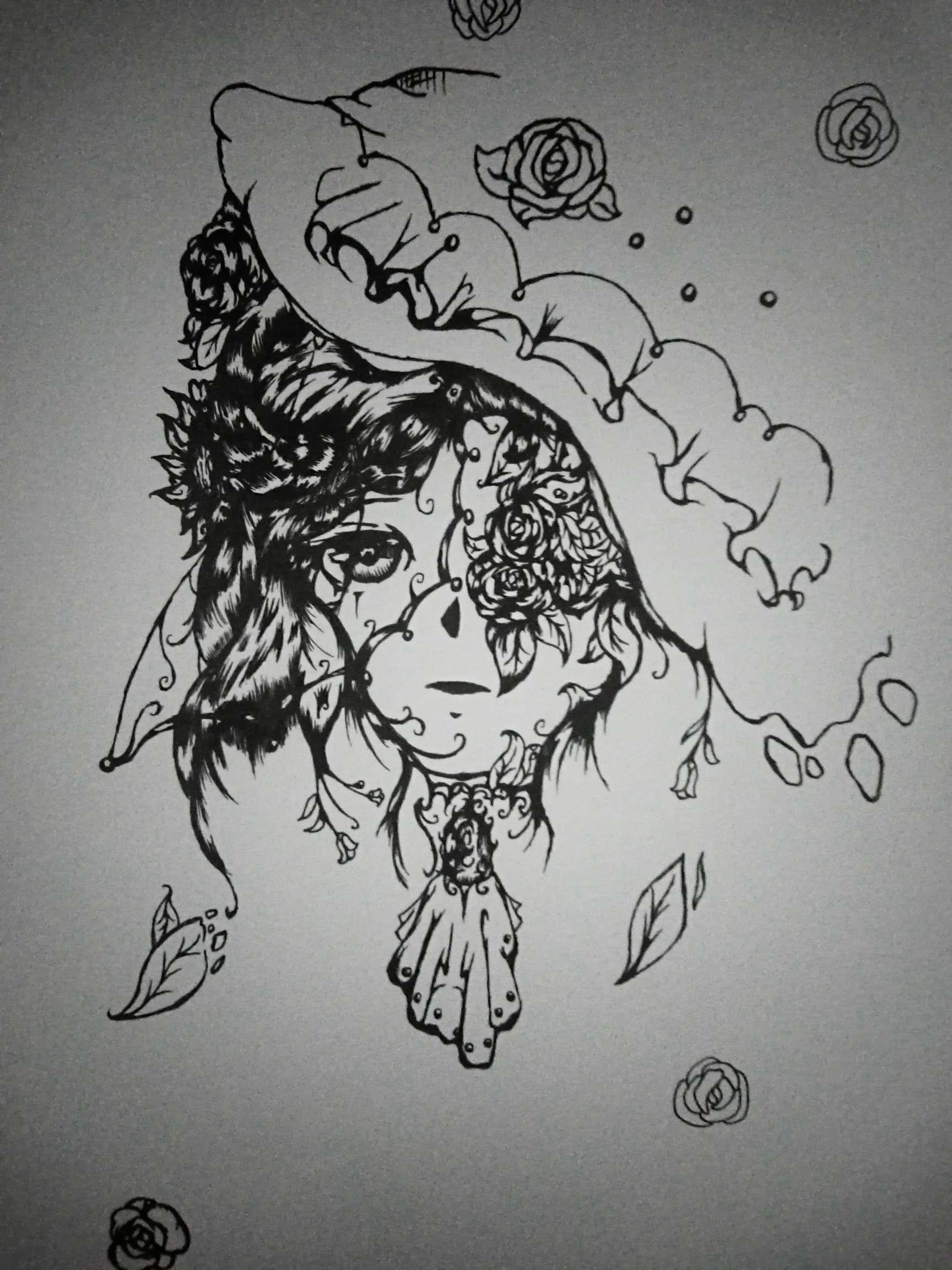 【手绘】原创手绘,小飞侠彼得潘动漫图片