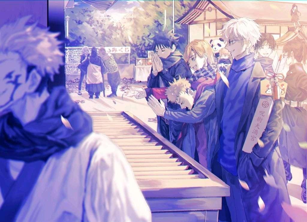 【漫画】?咒术回战?【长期更新】(内附动漫资源?)-小柚妹站