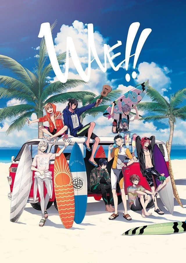 【资讯】剧场版《WAVE!!》第3章预告公开,10月30日上映