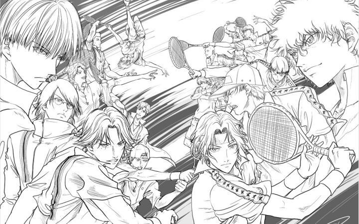 【资讯】冰帝vs立海《网球王子》动画新系列制作决定!-小柚妹站