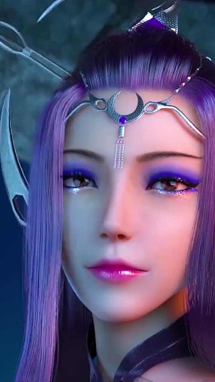【视频】听说紫头发的小姐姐是魔法伤害哦