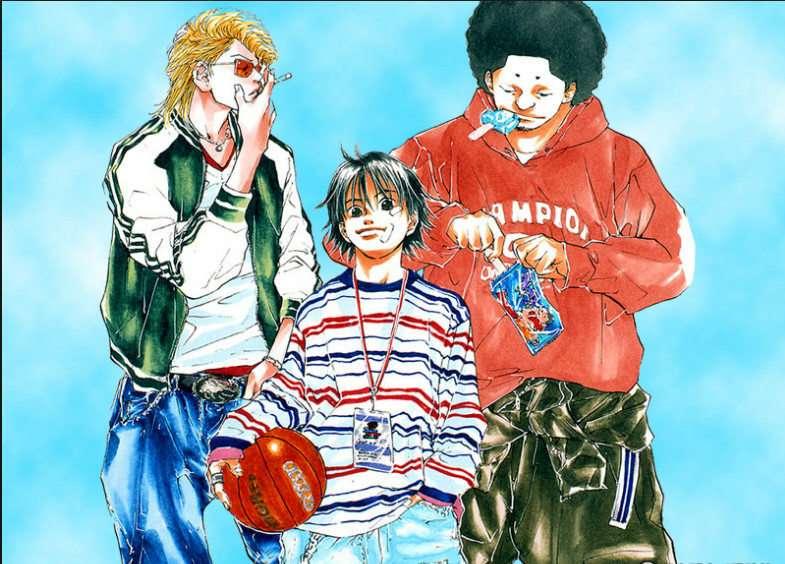 【讨论】篮球少年王,无翼鸟少女漫画约束