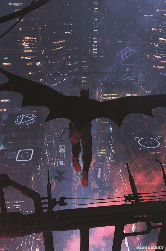 【资讯】DC将推出新《蝙蝠侠》漫画 《为奴12年》