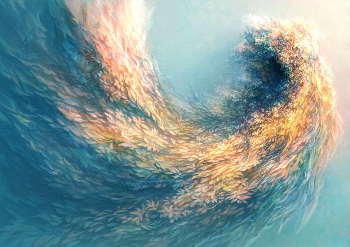 【图片】二次元自然风景