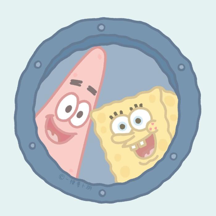 【美图】Spongebob