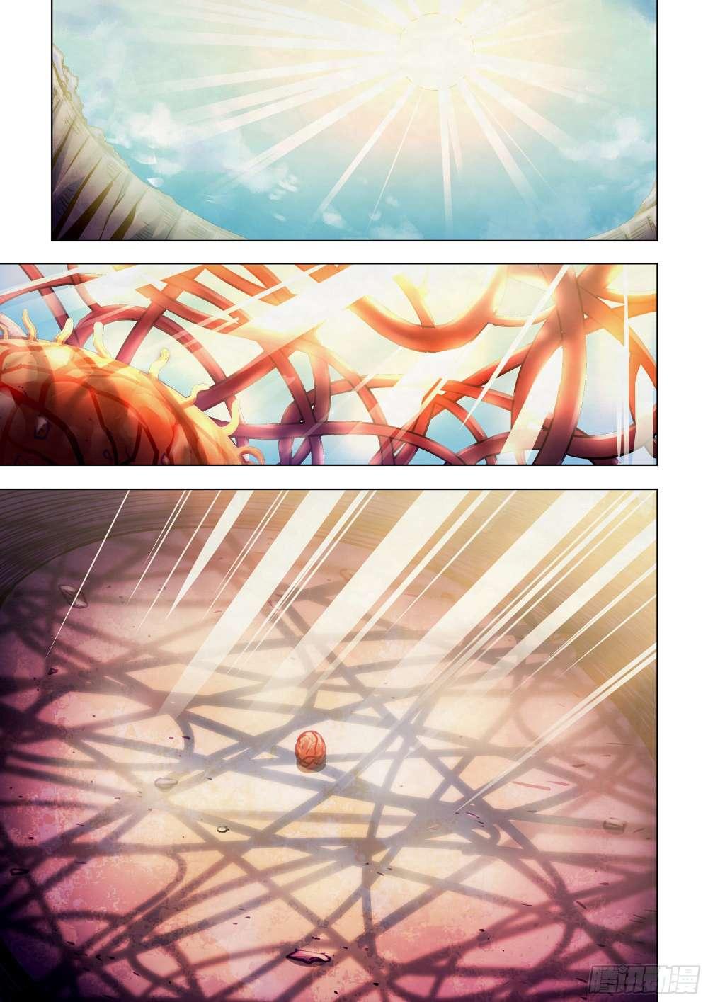 【漫画更新】《末世凡人》总294~295话-小柚妹站