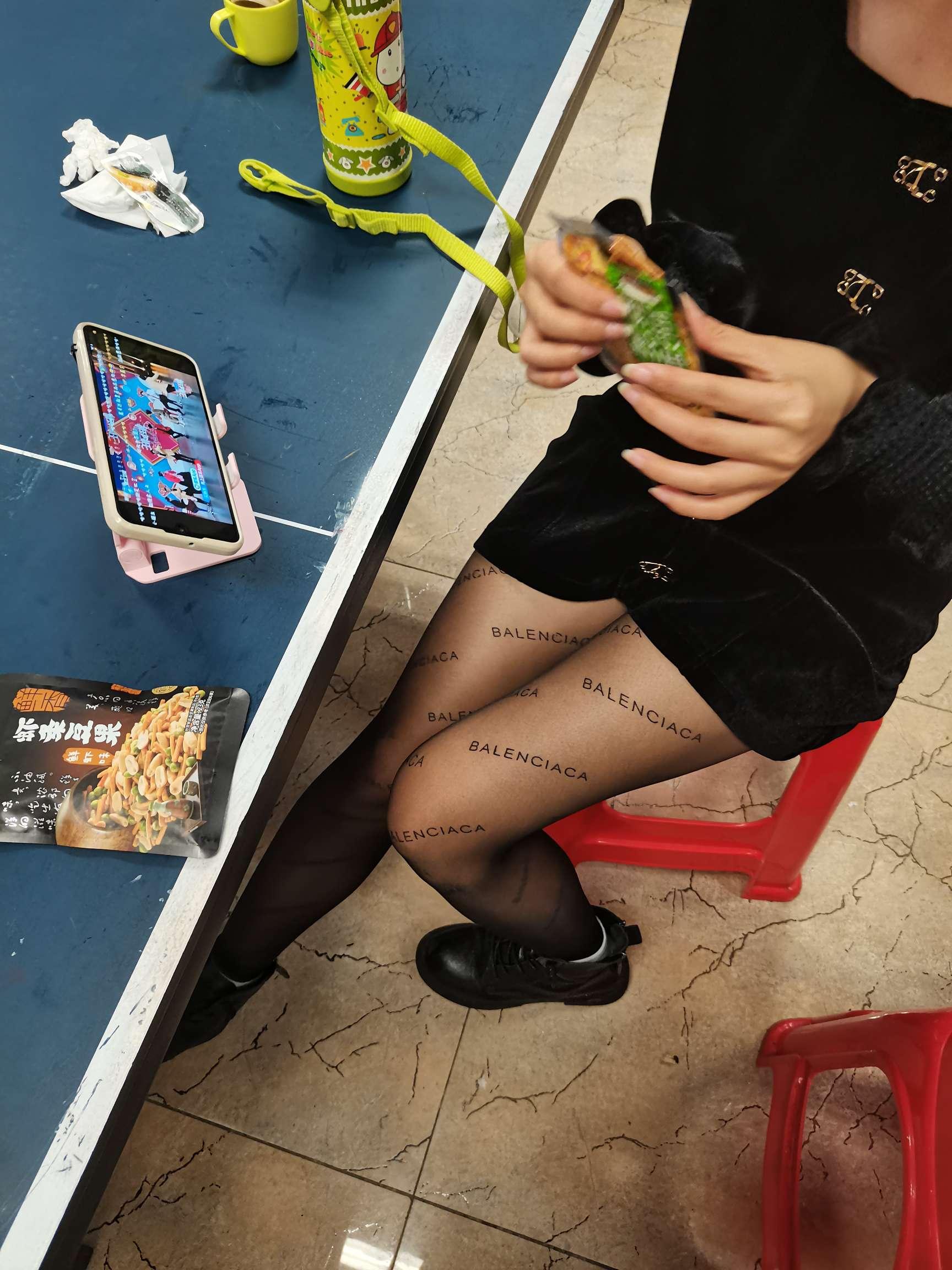 【黑丝美腿】你们喜欢什么风格呀