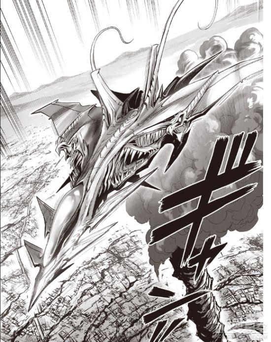 【资讯】《一拳超人》178话图解:龙卷力竭 驱动骑士来袭