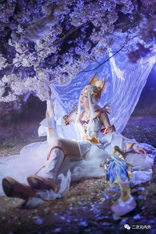 【cos】《王者荣耀》貂蝉 仲夏夜之梦🍧
