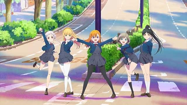 【咨讯】LoveLive!SuperStar!!!第一弹角色公开-小柚妹站