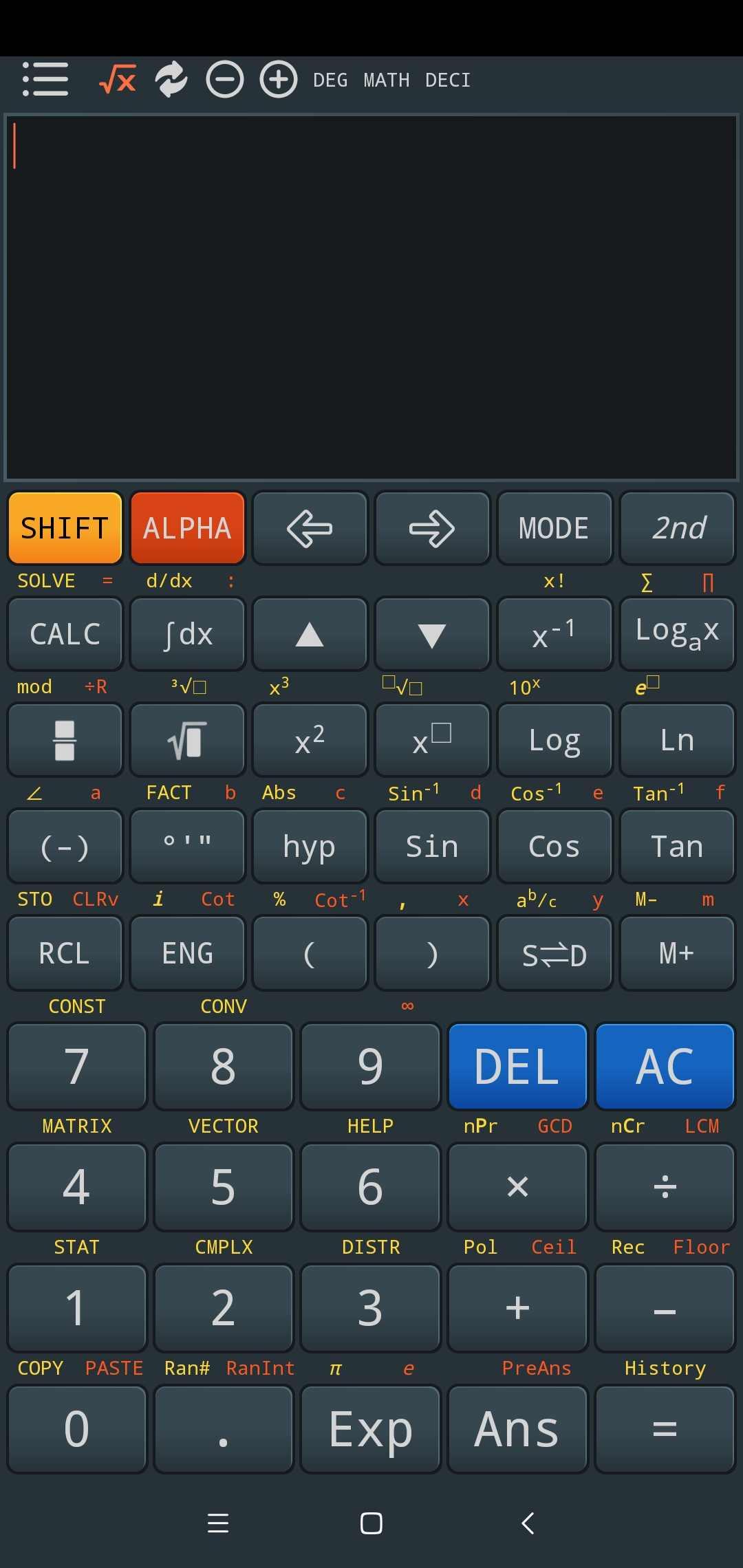 卡西欧计算器解锁专业高级版,学生党必备软件
