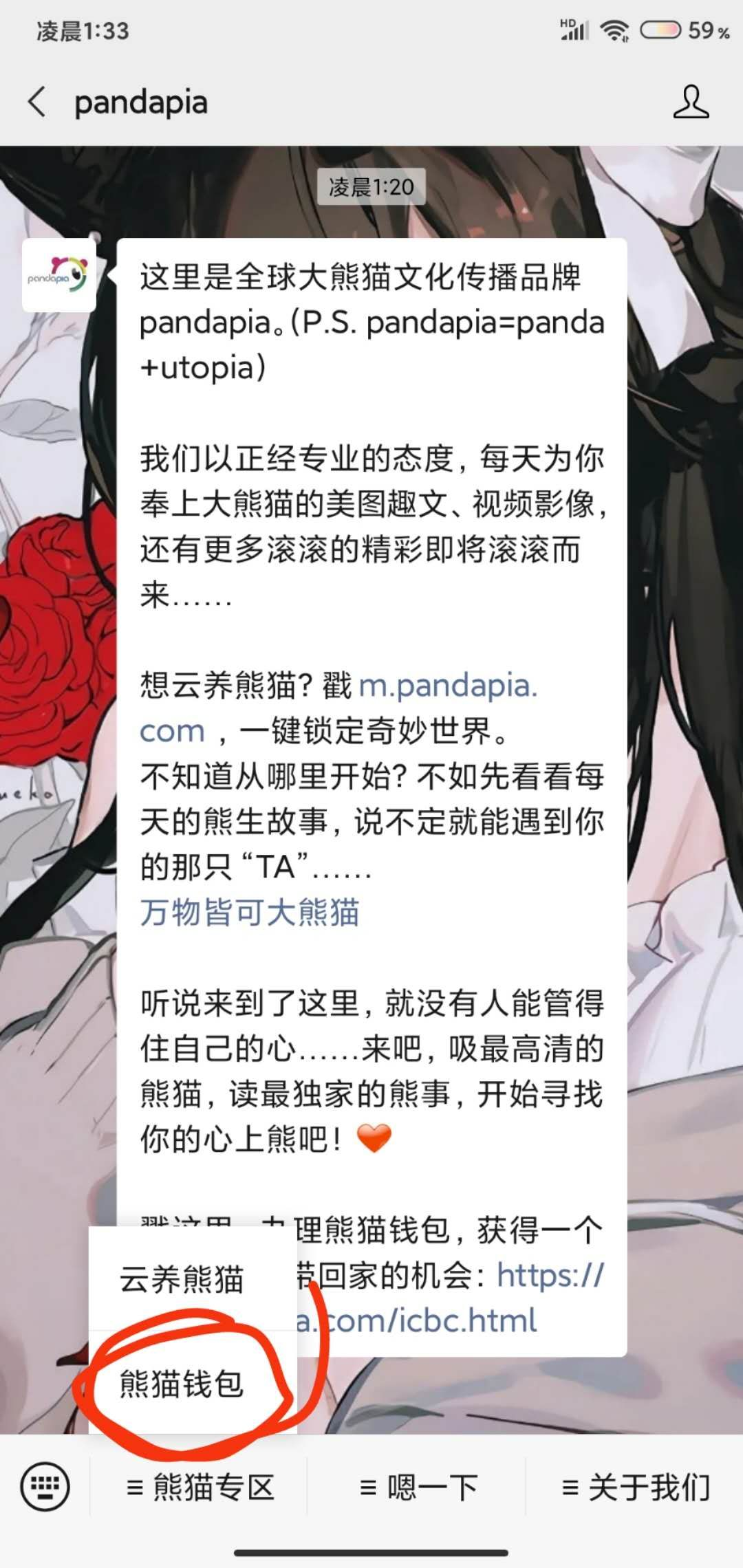 图片[3]-开通熊猫钱包得微信五元立减金-老友薅羊毛活动线报网