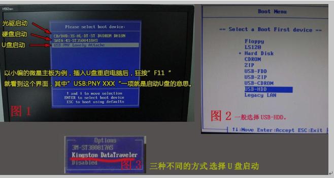 图文详解u盘怎么重装win7系统