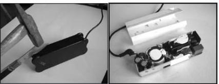 技术编辑教您联想电源适配器怎么拆解