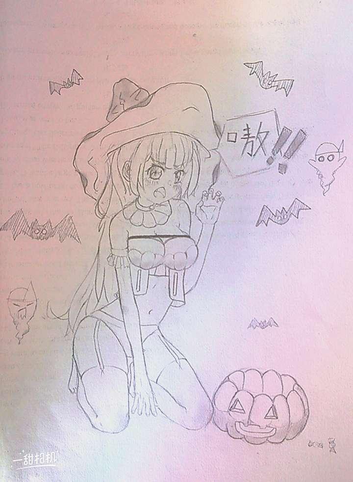 【手绘】lsp的节日-小柚妹站