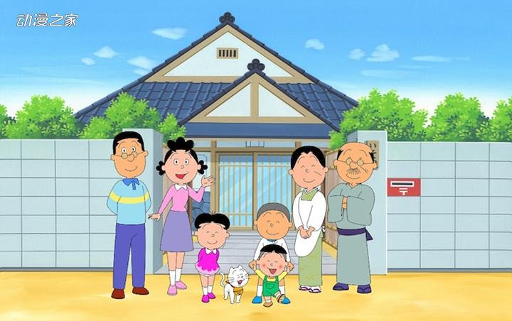 【资讯】动画《海螺小姐》6月21日开始播出新作