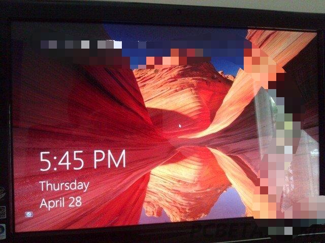 Windows8全新文件拖放、自定义锁定屏幕