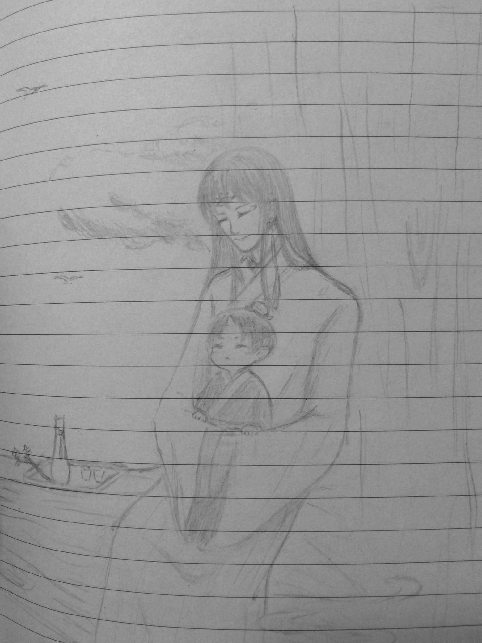 【手绘】鬼灯的冷彻,倾国妖宠漫画图片-小柚妹站