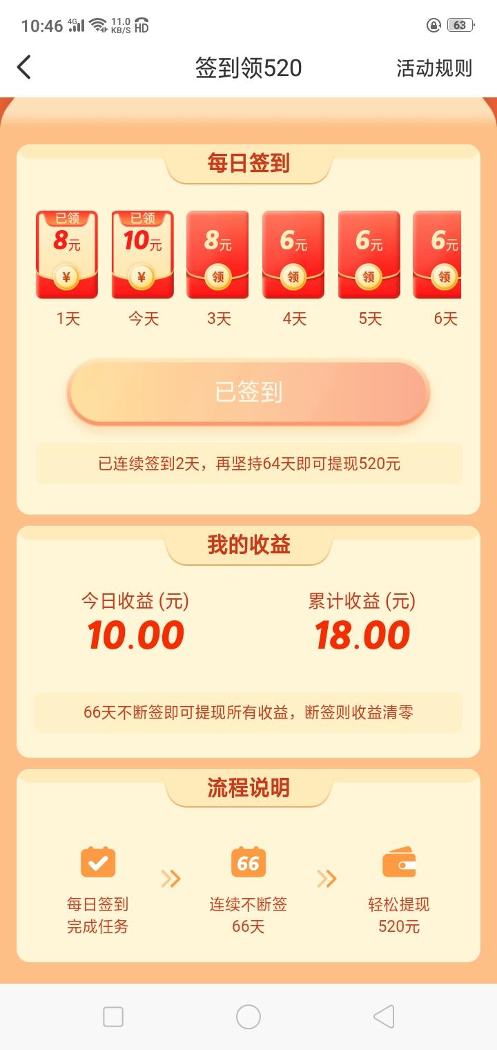 图片[1]-映客直播极速版签到领红包66天520元现金-飞享资源网