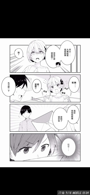 【漫画更新】好桃者乐之~