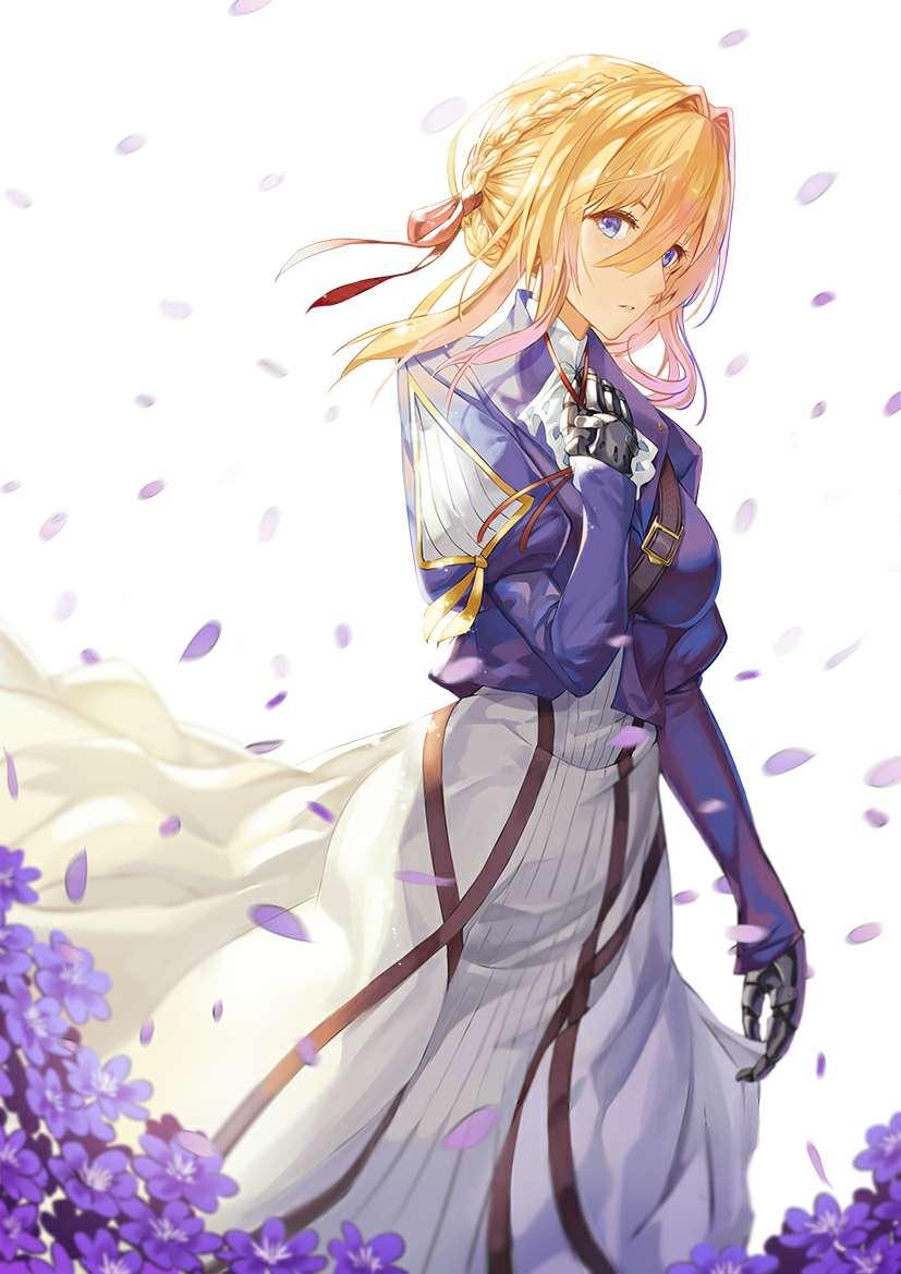 【音乐】紫罗兰的永恒花园