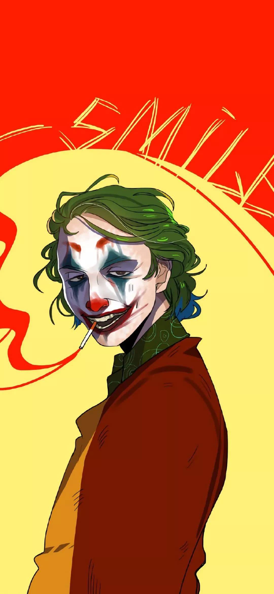 【图片】小丑壁纸,acg茂南系列
