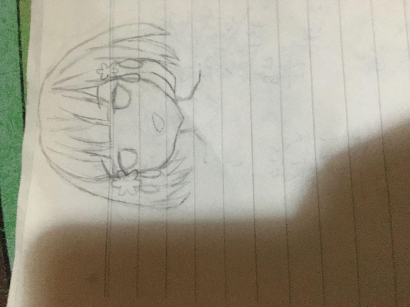 【手绘】个人第一次尝试画