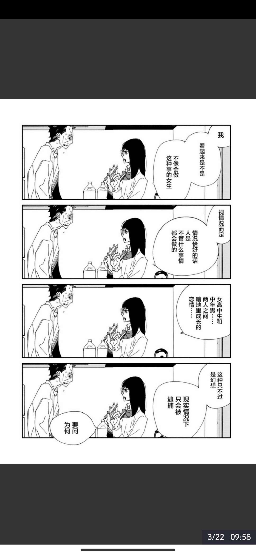 【漫画更新】中年卍~