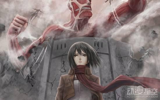 【动漫资讯】第二季BD2特典公布 VR视角体验被三笠告白