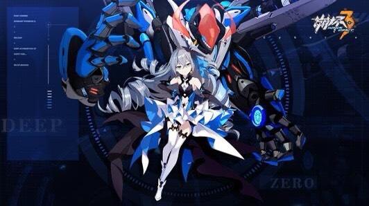 【音乐】Cyberangel (IP动画短片《天使重构》主题曲)-小柚妹站
