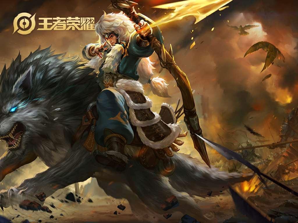 【游戏攻略】突然迷上了成吉思汗,一个既像打野又像辅助的射手 。
