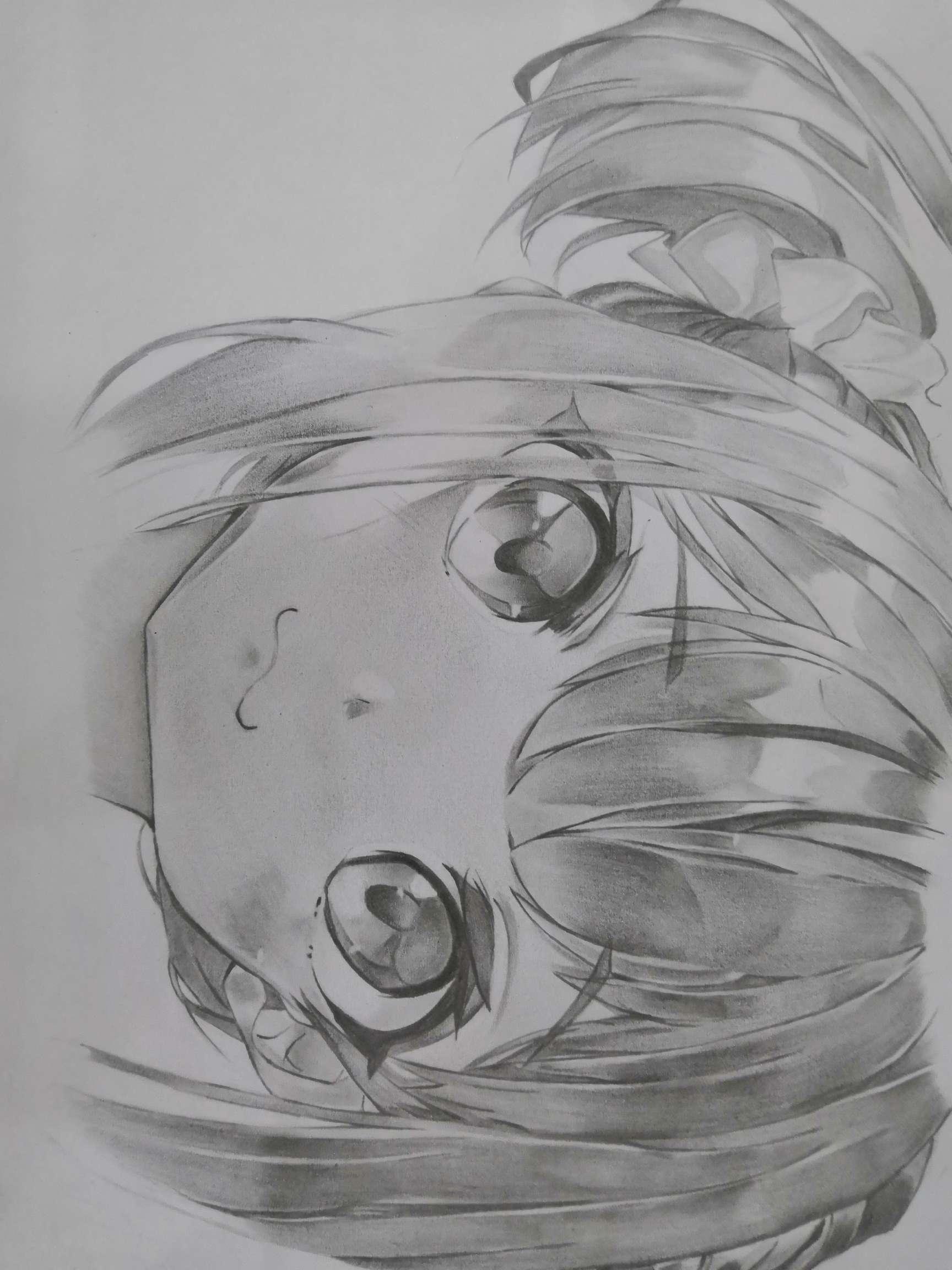 【手绘】实个习,动漫美女邪恶丰胸漫画-小柚妹站
