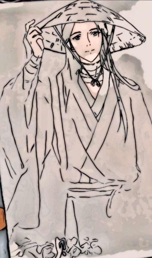 【手绘】天官赐福。,天使之吻 漫画-小柚妹站