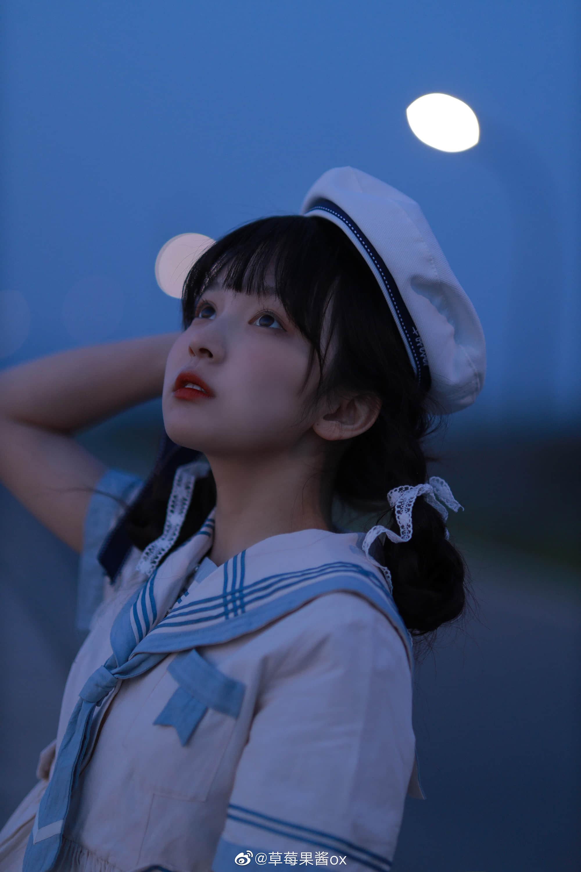 【cos】一起去看月亮吧!-小柚妹站